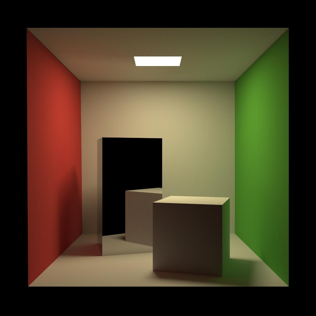 Mirror cube.