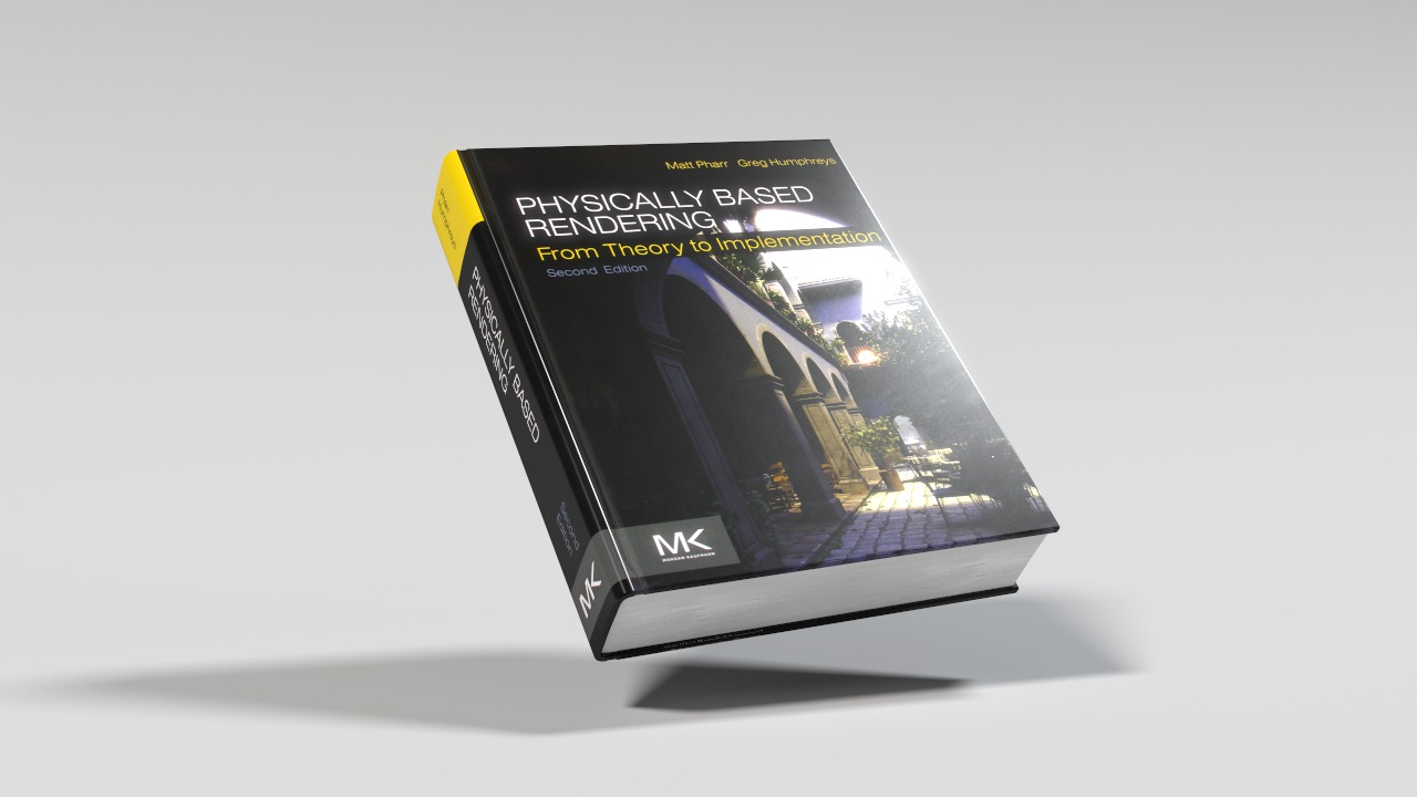 Physically Based Rendering 2nd Edition, rendered using PBRT-v3.