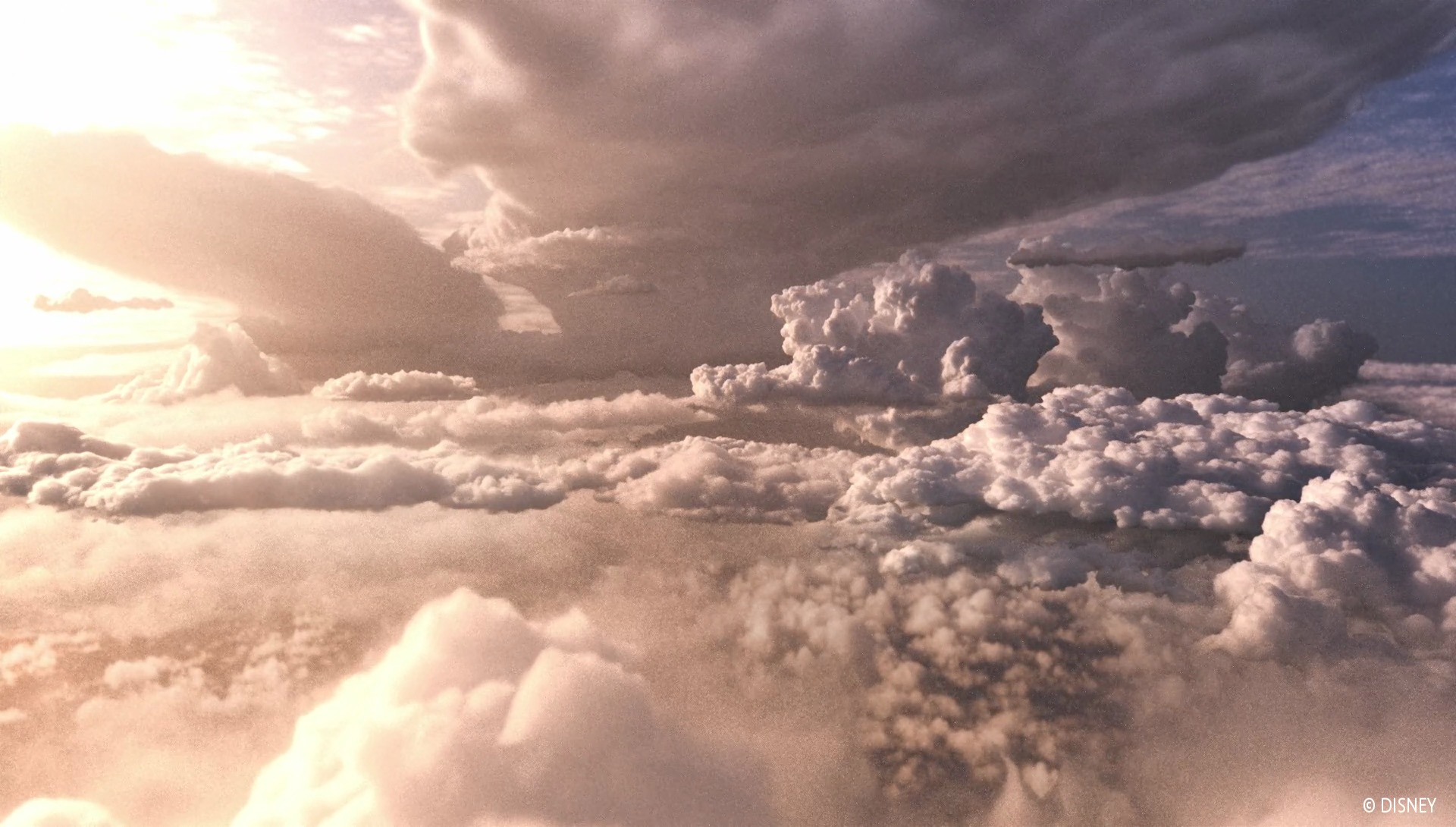 An improved cloudscape from our SIGGRAPH Fast Forward video.
